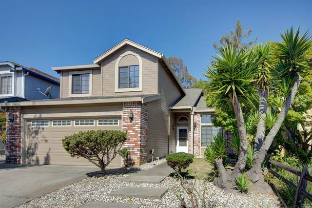 239 Clearview Drive, Vallejo, CA 94591 (#22009564) :: Hiraeth Homes