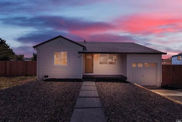 147 Cypress Avenue, Vallejo, CA 94590 (#22010306) :: Hiraeth Homes