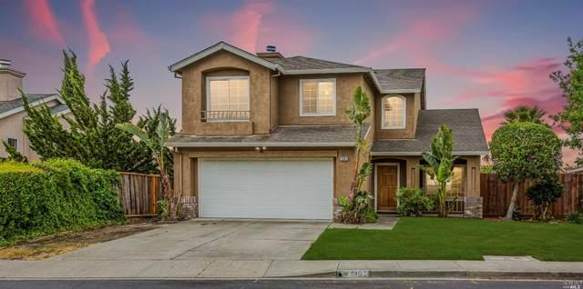 361 Carousel Drive, Vallejo, CA 94589 (#22010554) :: W Real Estate | Luxury Team