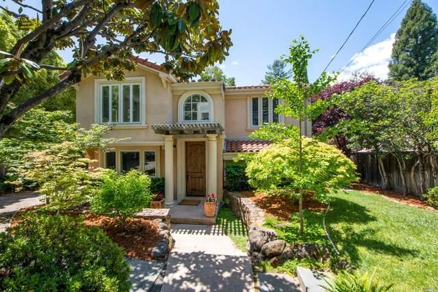 39 Rosebank Avenue, Kentfield, CA 94904 (#22010597) :: Rapisarda Real Estate