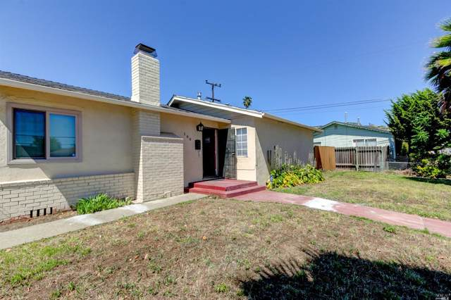 100 Sage Street, Vallejo, CA 94589 (#22010613) :: W Real Estate | Luxury Team