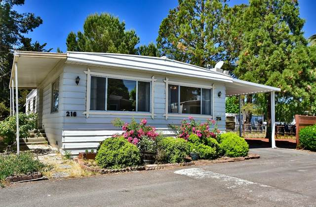 300 Stony Pt Road #216, Petaluma, CA 94952 (#22010633) :: RE/MAX GOLD
