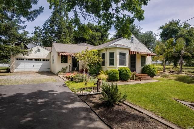 236 Cleveland Avenue, Petaluma, CA 94952 (#22010694) :: Intero Real Estate Services