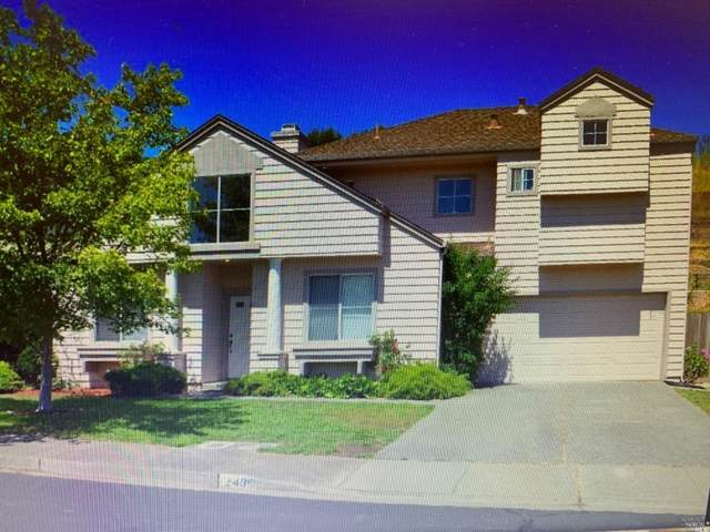 249 Waterview Terrace, Vallejo, CA 94591 (#22010705) :: W Real Estate   Luxury Team