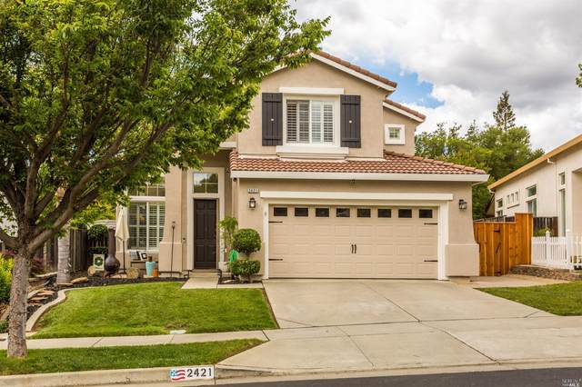 2421 Wolf Glen Place, Fairfield, CA 94534 (#22010832) :: Jimmy Castro Real Estate Group