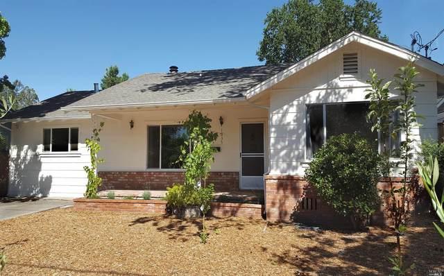1835 Lake Street, Calistoga, CA 94515 (#22010868) :: W Real Estate   Luxury Team