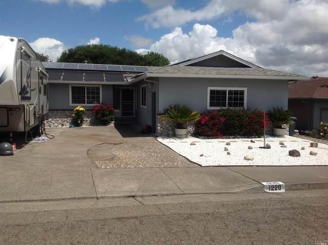 1220 Kathileen Way, Petaluma, CA 94952 (#22010944) :: Intero Real Estate Services