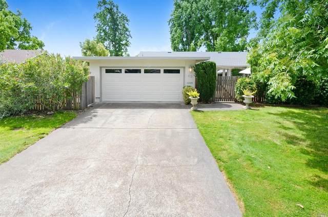 112 Temelec Circle, Sonoma, CA 95476 (#22011045) :: Rapisarda Real Estate