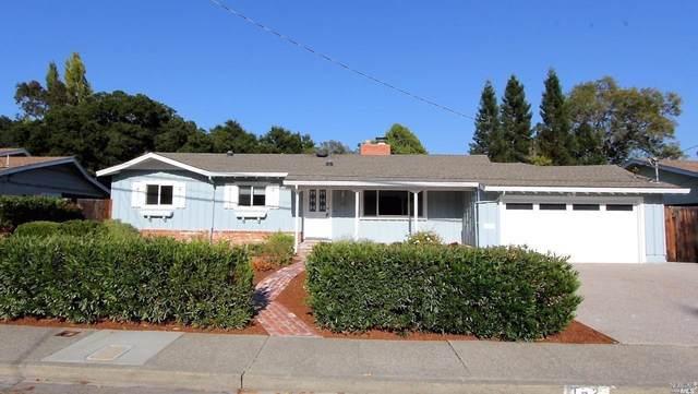 162 Knight Drive, San Rafael, CA 94901 (#22011218) :: Rapisarda Real Estate