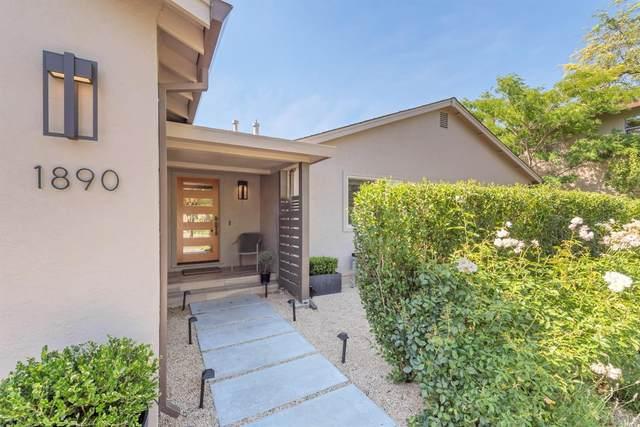 1890 Larkspur Street, Yountville, CA 94599 (#22011547) :: W Real Estate | Luxury Team