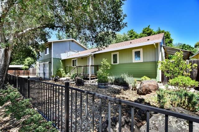 18145 Riverside Drive, Sonoma, CA 95476 (#22012375) :: RE/MAX GOLD