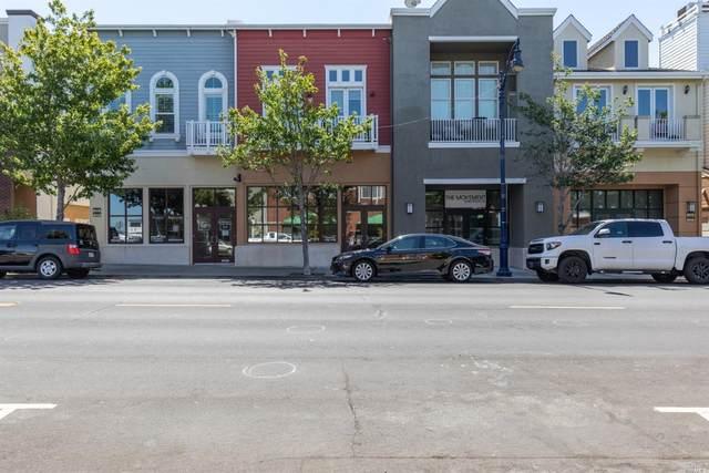 242-252 1st Street, Benicia, CA 94510 (#22012527) :: Golden Gate Sotheby's International Realty
