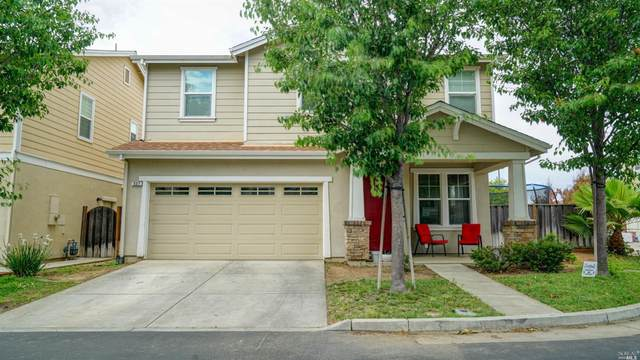 537 Starwood Court #16, Fairfield, CA 94534 (#22012954) :: RE/MAX GOLD