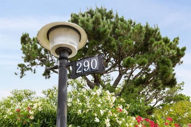 290 Via Casitas Way #306, Greenbrae, CA 94904 (#22013003) :: RE/MAX GOLD