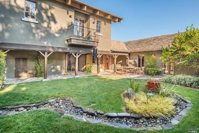 1741 Morningside Mountain, Glen Ellen, CA 95442 (#22013201) :: RE/MAX GOLD