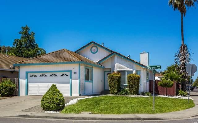 2379 Dawn Way, Fairfield, CA 94533 (#22013837) :: RE/MAX GOLD