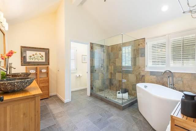 4043 Foxridge Way, Napa, CA 94558 (#22013847) :: Intero Real Estate Services