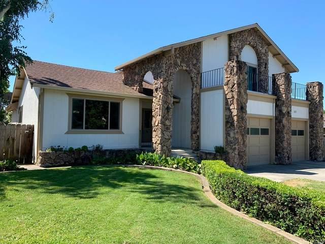 3117 Burbank Drive, Fairfield, CA 94534 (#22014201) :: Team O'Brien Real Estate