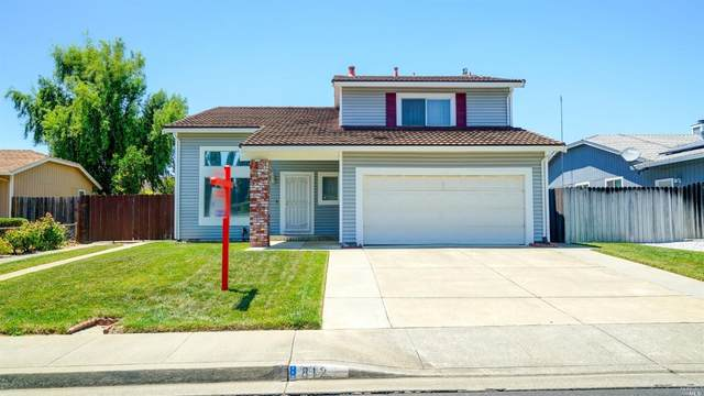 812 Yosemite Way, Suisun City, CA 94585 (#22014717) :: Rapisarda Real Estate