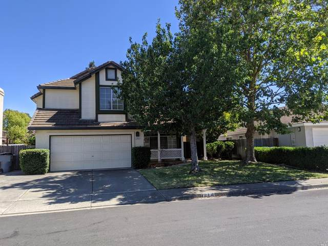 214 Harvest Drive, Vacaville, CA 95687 (#22014851) :: Intero Real Estate Services