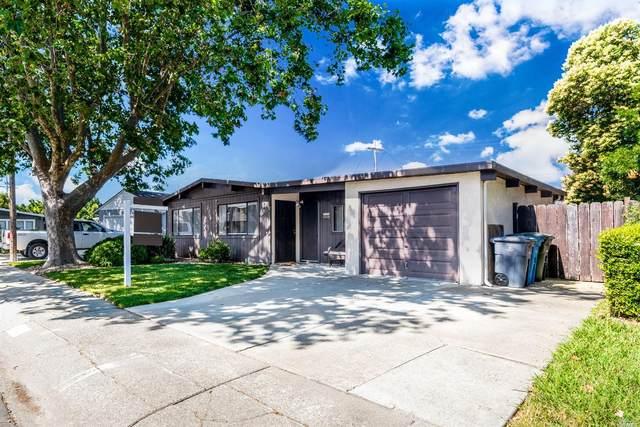 945 Brentwood Avenue, Vallejo, CA 94591 (#22014979) :: Rapisarda Real Estate