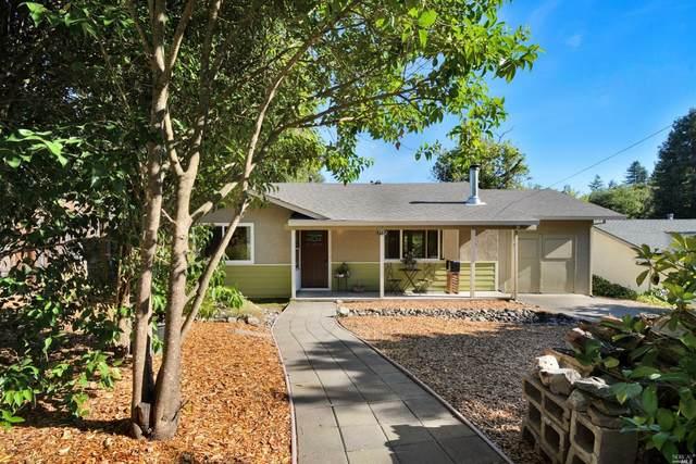 7582 Mirabel Road, Forestville, CA 95436 (#22015312) :: HomShip