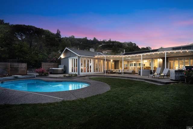11 Allensby Lane, San Rafael, CA 94901 (#22015492) :: Kendrick Realty Inc - Bay Area