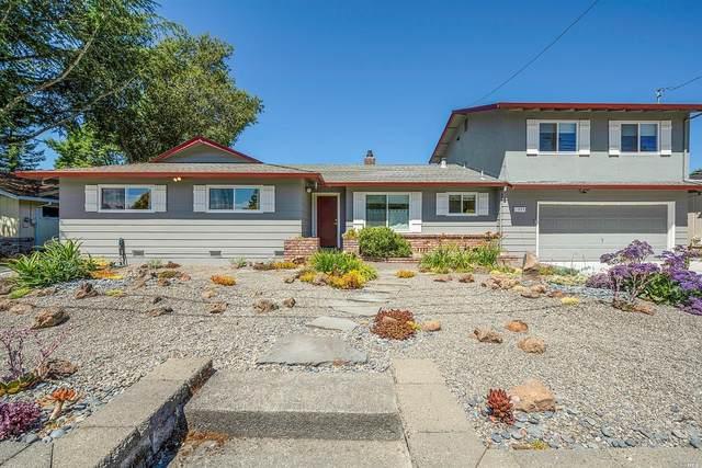 971 Baird Road, Santa Rosa, CA 95409 (#22015920) :: Rapisarda Real Estate