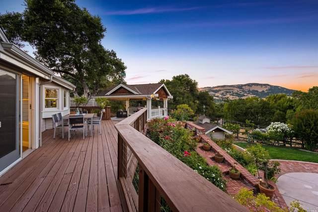2230 Oak Knoll Road, Novato, CA 94947 (#22015930) :: Intero Real Estate Services