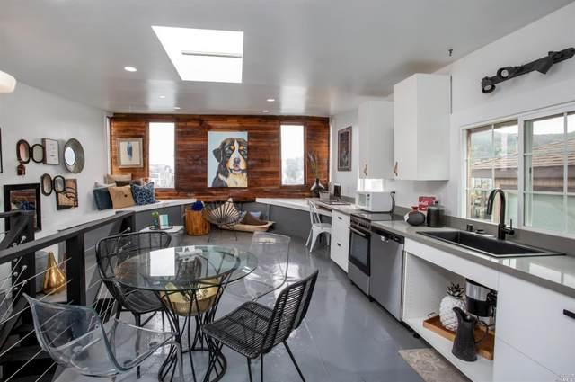 8 Liberty Dock Drive #1485, Sausalito, CA 94965 (#22017042) :: Corcoran Global Living