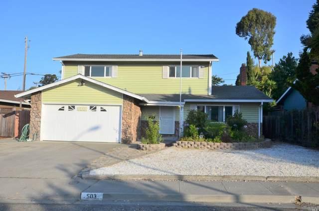 503 Viewmont Street, Benicia, CA 94510 (#22017115) :: Golden Gate Sotheby's International Realty