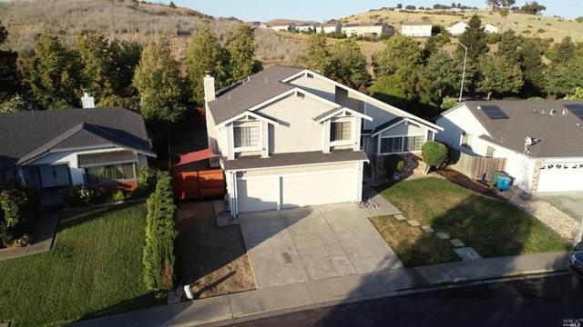 154 Lippizan Drive, Vallejo, CA 94591 (#22017580) :: RE/MAX GOLD