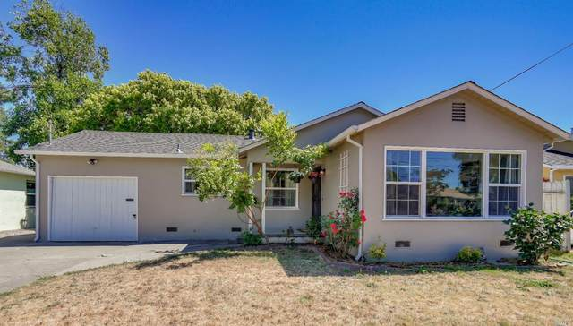1858 Rose Avenue, Santa Rosa, CA 95407 (#22017894) :: RE/MAX GOLD