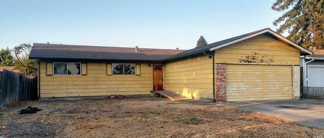 633 Saint Francis Drive, Petaluma, CA 94954 (#22018006) :: Rapisarda Real Estate