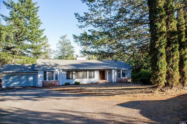 465 White Cottage Road N, Angwin, CA 94508 (#22018011) :: Corcoran Global Living