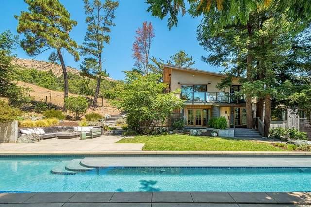 111 Toyon Drive, Fairfax, CA 94930 (#22018530) :: Team O'Brien Real Estate