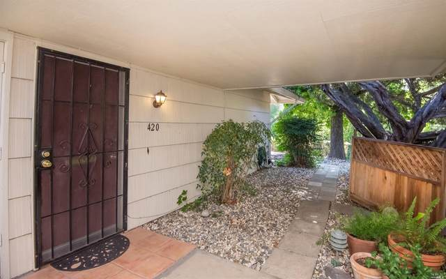 420 White Oak Drive, Santa Rosa, CA 95409 (#22019274) :: Golden Gate Sotheby's International Realty
