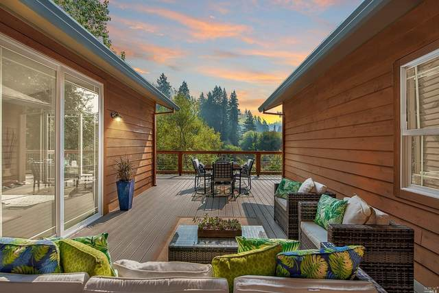 17571 Highway 116 Road, Guerneville, CA 95446 (#22021054) :: RE/MAX GOLD