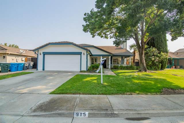 915 Fall River Trail, Vacaville, CA 95687 (#22021118) :: RE/MAX GOLD