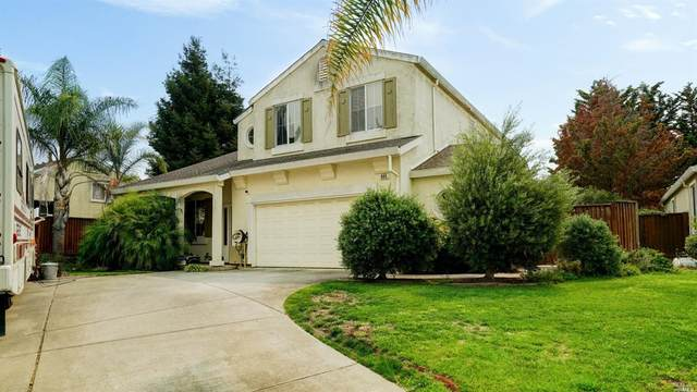805 Kimberly Court, American Canyon, CA 94503 (#22021514) :: Golden Gate Sotheby's International Realty