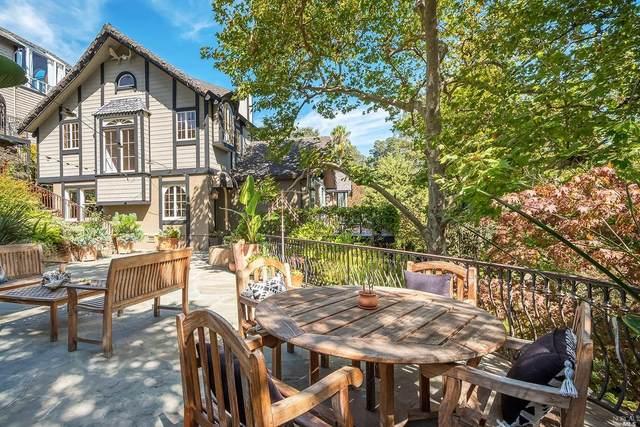 16 Sunny Drive, San Anselmo, CA 94960 (#22022549) :: W Real Estate   Luxury Team