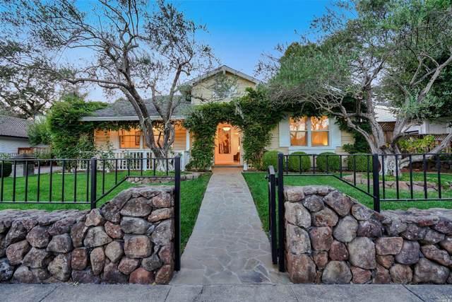 800 Chiles Avenue, St. Helena, CA 94574 (#22022858) :: Team O'Brien Real Estate