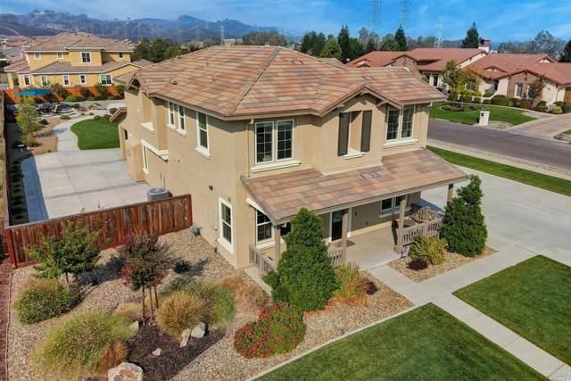 166 Rolling Sage Circle, Vacaville, CA 95688 (#22023301) :: Rapisarda Real Estate