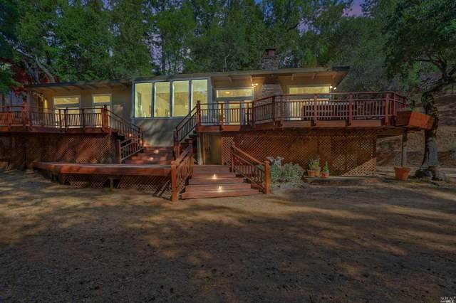 7020 Sir Francis Drake Boulevard, Lagunitas, CA 94938 (#22023392) :: Rapisarda Real Estate