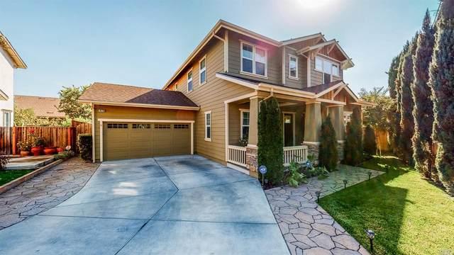 1678 Southridge Drive, Petaluma, CA 94954 (#22023424) :: Rapisarda Real Estate