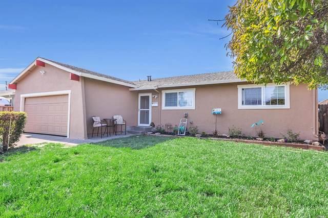 1421 Elizabeth Drive, Petaluma, CA 94954 (#22023566) :: Intero Real Estate Services