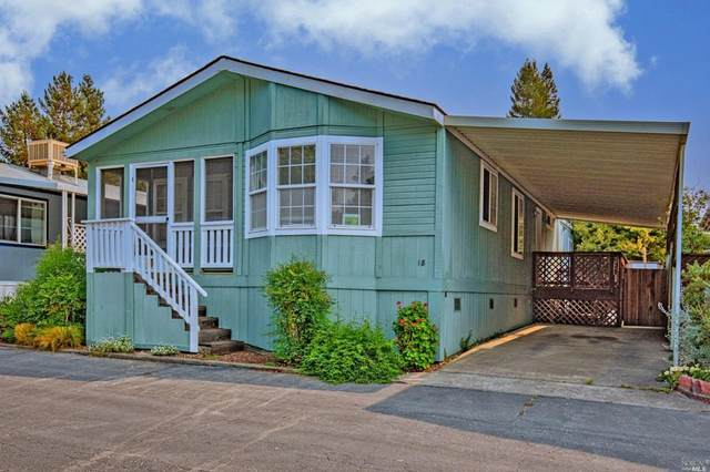8800 Green Valley Road #18, Sebastopol, CA 95472 (#22023716) :: RE/MAX GOLD