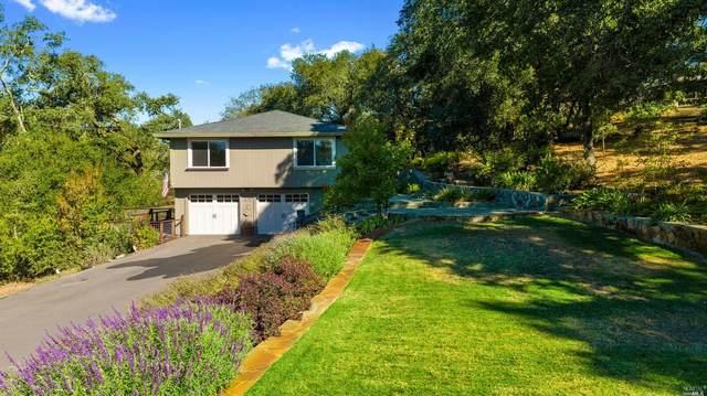 695 Chiquita Road, Healdsburg, CA 95448 (#22024286) :: Jimmy Castro Real Estate Group