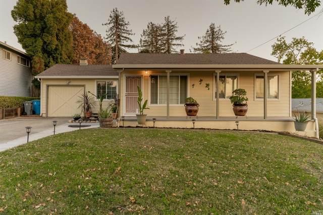 148 Toyon Drive, Vallejo, CA 94589 (#22024287) :: Corcoran Global Living