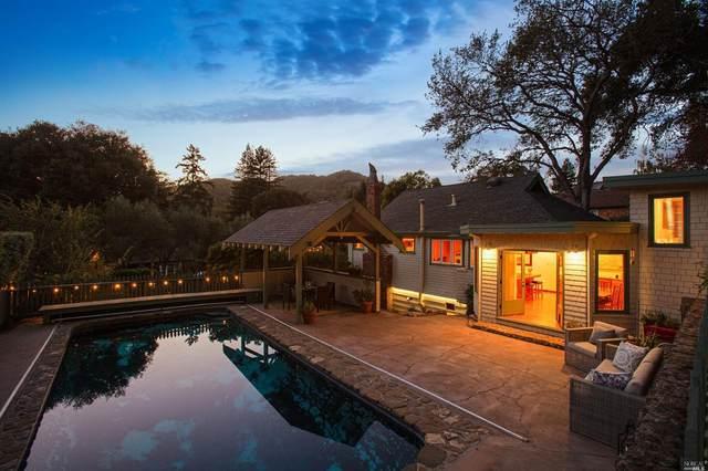 25 Meernaa Avenue, Fairfax, CA 94930 (#22024670) :: Corcoran Global Living